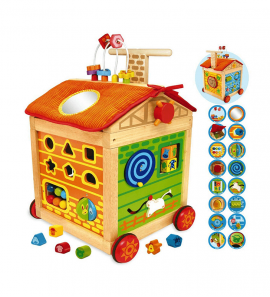 Fisher-Price Rock-a-Stack  (Multicolor)